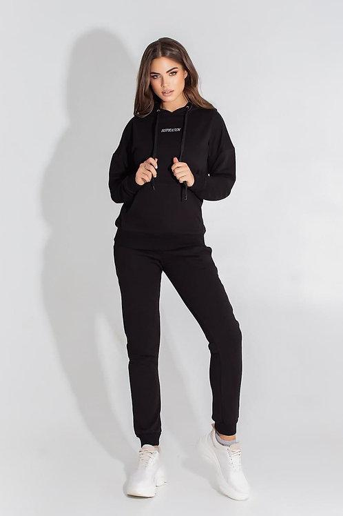 Спортивный костюм FINKA Inspiration черный