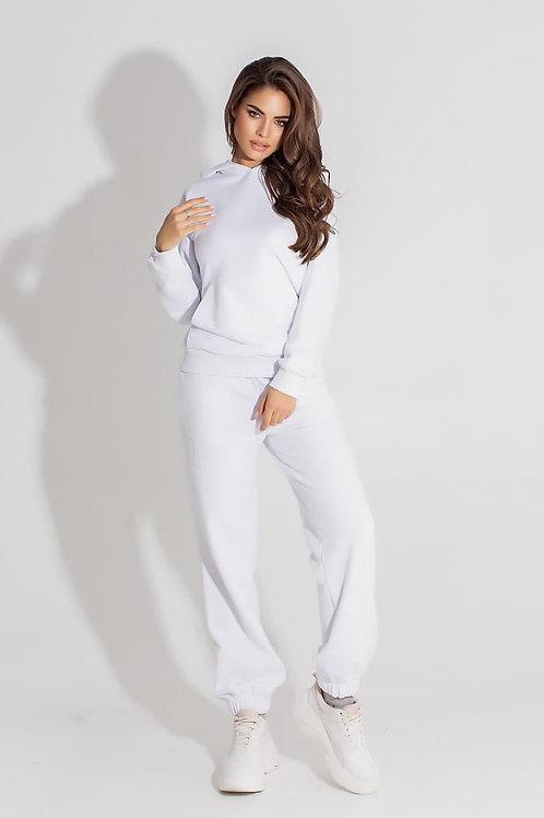 Спортивный костюм FINKA Premium белый