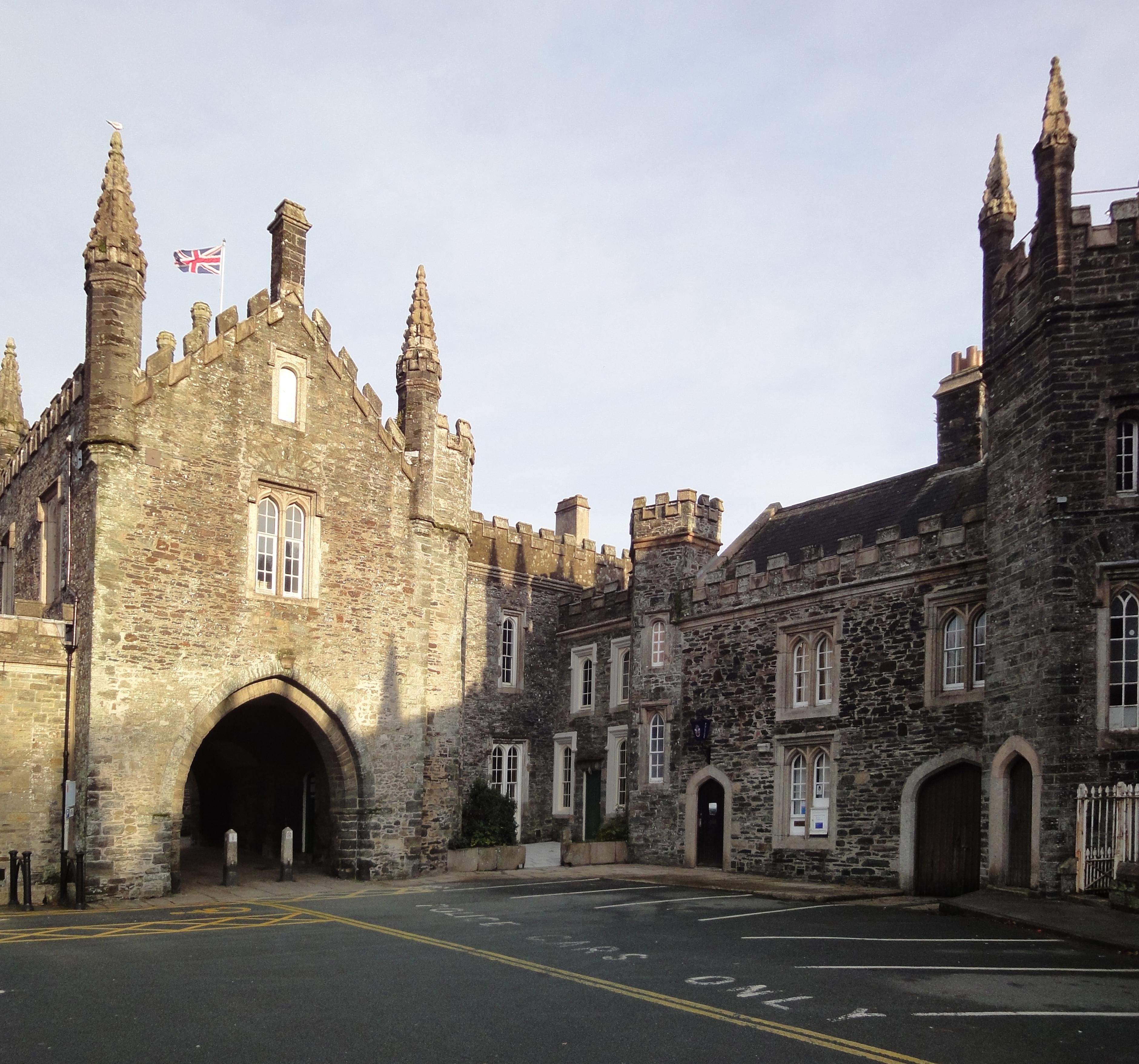 Court Gate