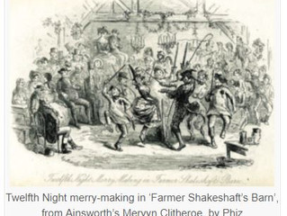 A brief history of Twelfth Night
