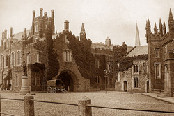 Guildhall Square 1890