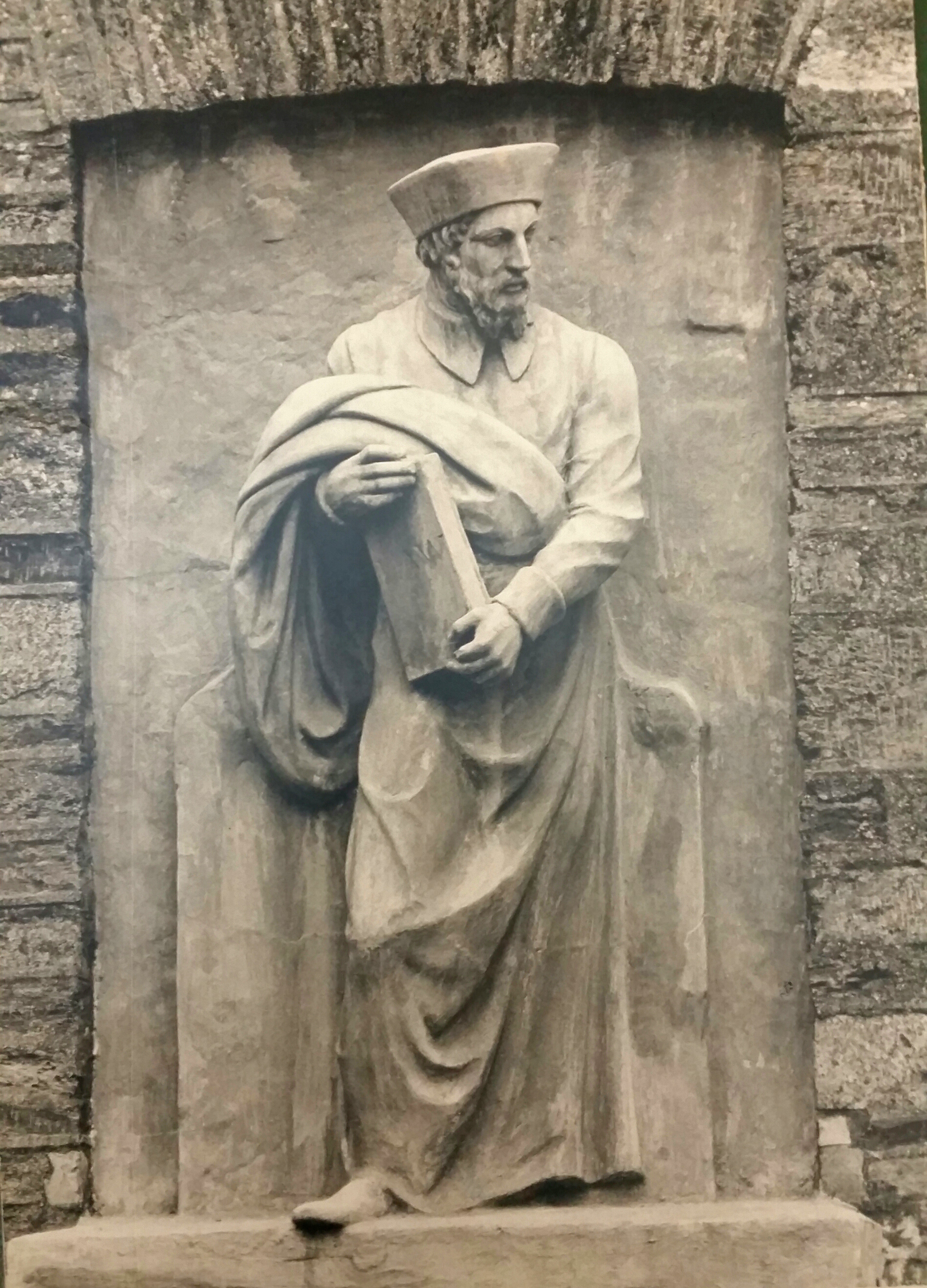West Street Statue 1851