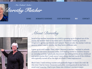 I finally launched my new website!