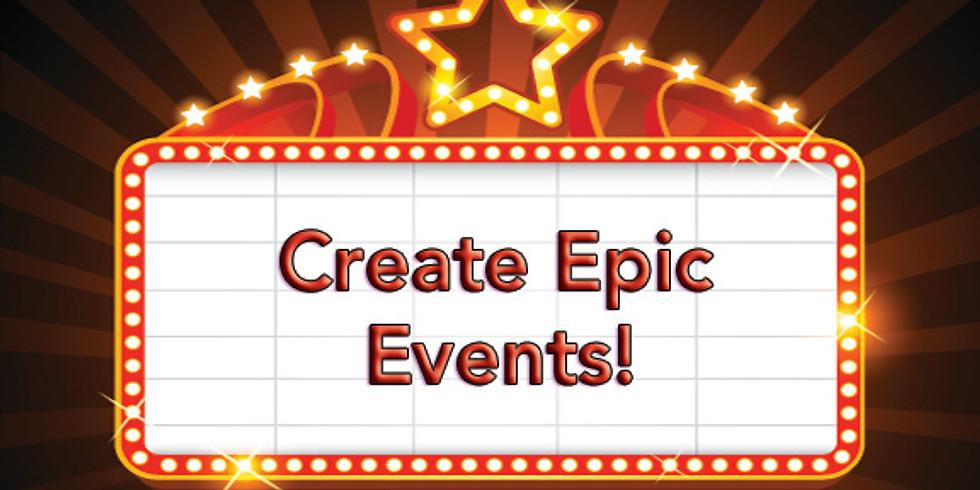 Create Epic Facebook Events