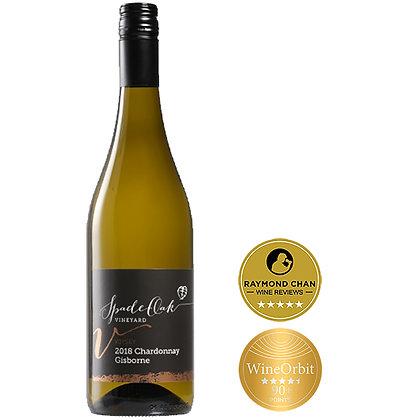 2018 Voysey Chardonnay