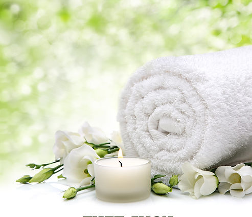 Float Away Spa Towel