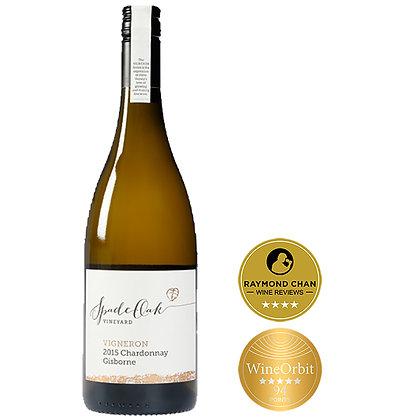 2015 Vigneron Chardonnay, 375ml