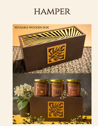 Coffee Hamper Box (5 jars 70ml each)