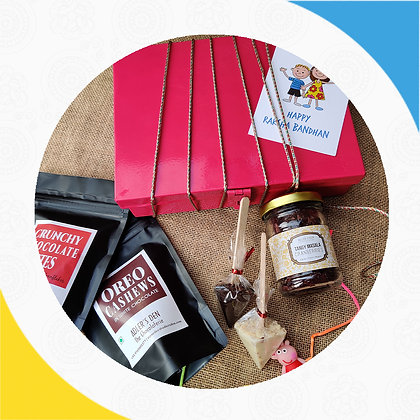 Rakhi Smart Gift Box For Kids
