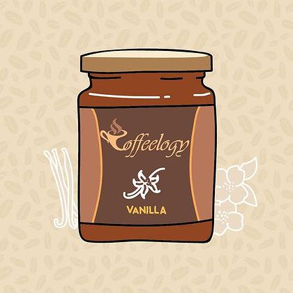 Vanilla Coffee Jar