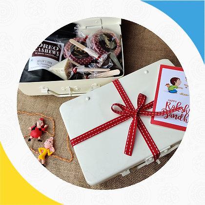 Rakhi Toon Gift Box For Kids