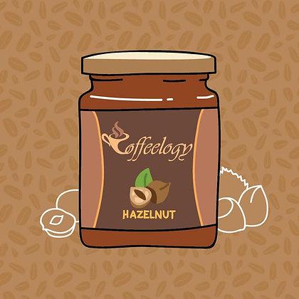 Hazelnut Coffee Jar