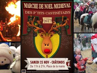 Marché de noël Chatenois