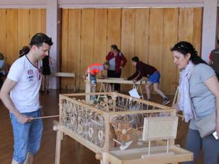 Festival des jeux en bois de Munster