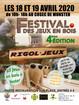 4ème édition Festival des jeux bois