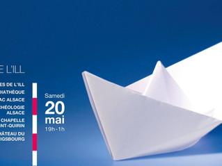Soirée Médiathèque Selestat Samedi 20 Mai