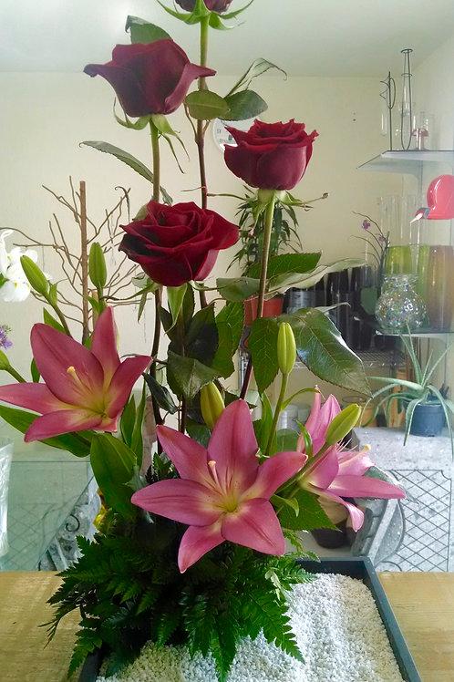 Zen de rosas