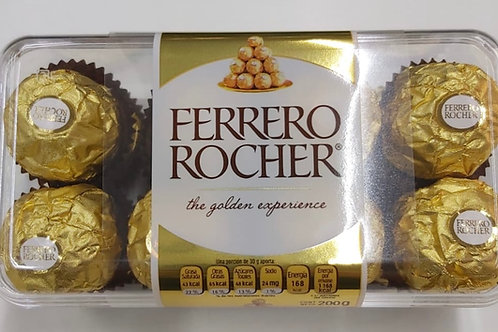 Chocolates Ferrero 16 Pz