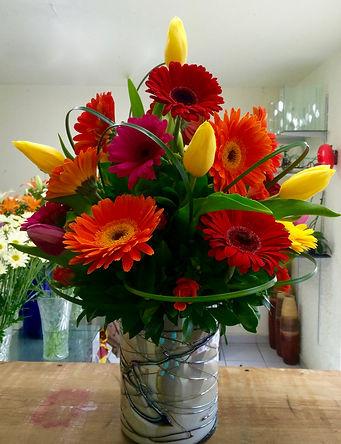 Arreglos Florales en Querétaro, Florerías en Querétaro, Flores para mamá