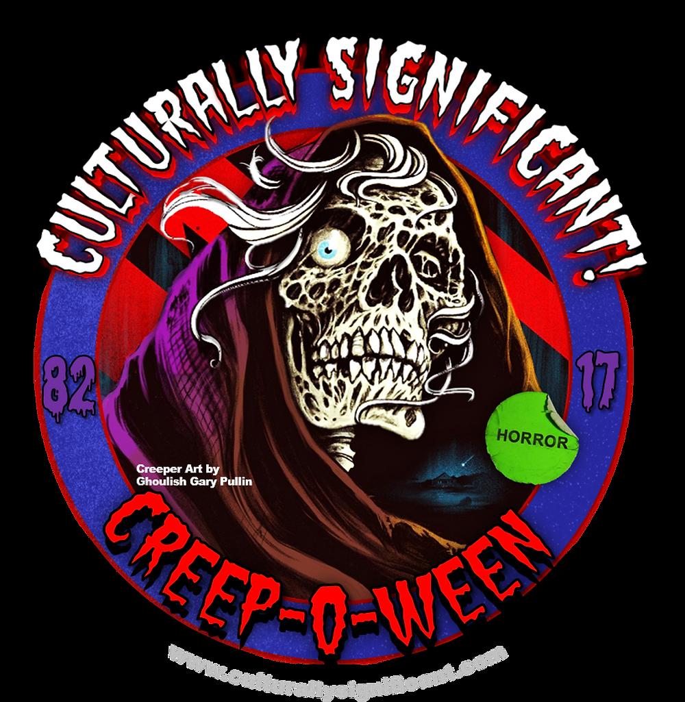 Official Seal of Creep-O-Ween 2017