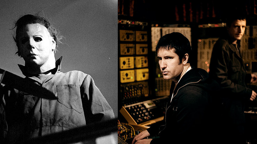 Trent Reznor and Atticus Ross Cover John Carpenter's Halloween for Sacred Bones. Is New Vinyl in