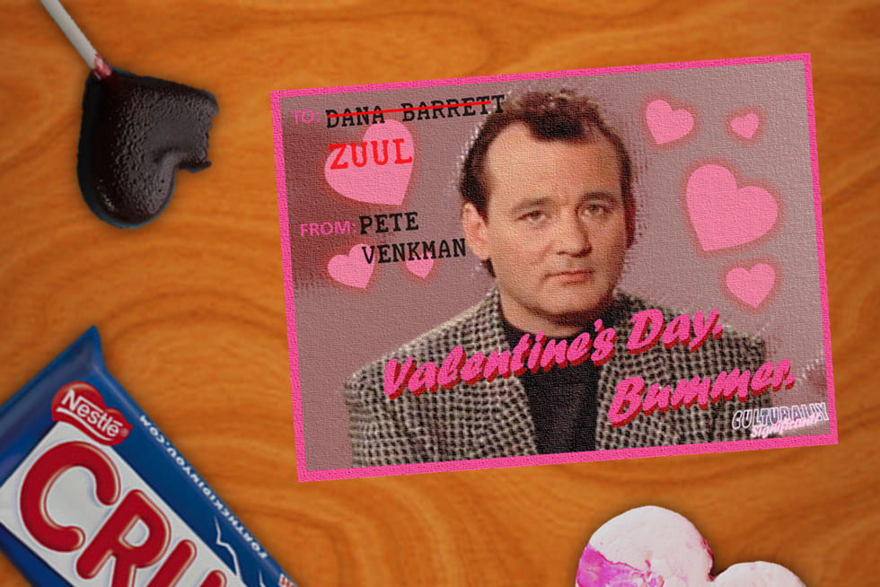 Pop Culture Valentines from CultSig!