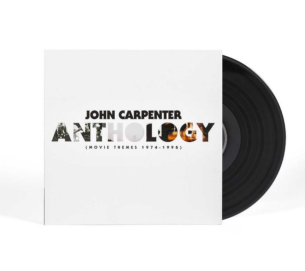 John Carpenter Anthology from Sacred Bones Records