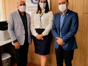 Condetuf segue nas articulações para o fortalecimento do ensino técnico de saúde
