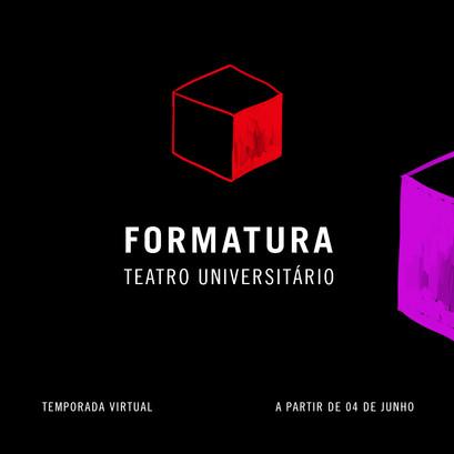Teatro Universitário da UFMG realiza sua primeira formatura de forma virtual