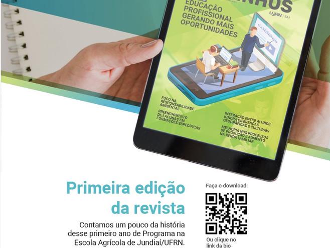 Ensino técnico-profissional das Ciências Agrárias em revista