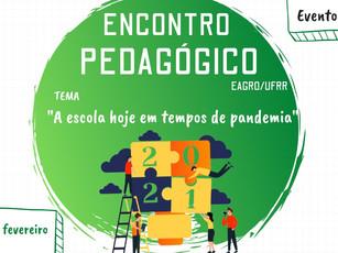 Encontro Pedagógico EAgro 2021