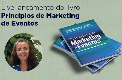 Professora do CODAI lança livro sobre Marketing de Eventos