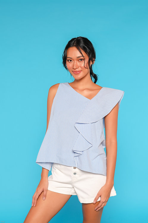IVY TOP IN COTTON