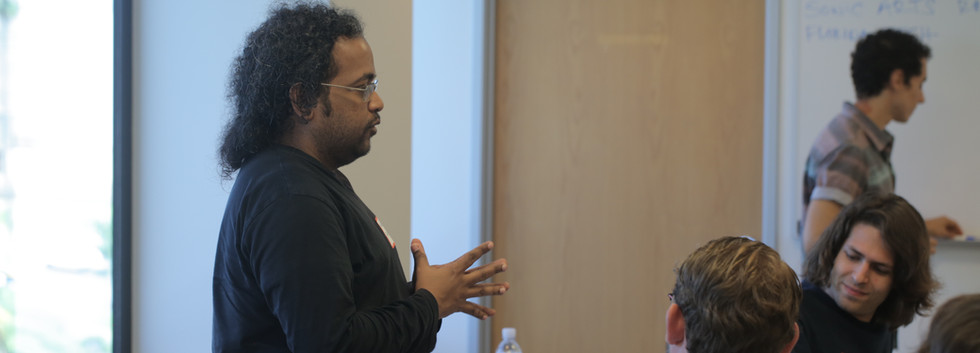 Muntaser Syed, Florida Institute of Tech