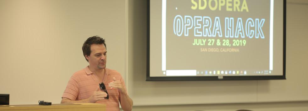 Ryan Hunt, Lead Software Engineer, Disne