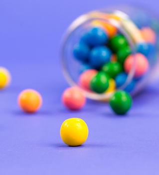 Bonbons du pot