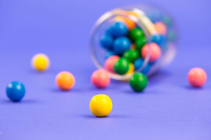 Candy dal vaso