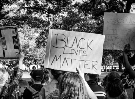 Supporting BLM - avoiding performative activism