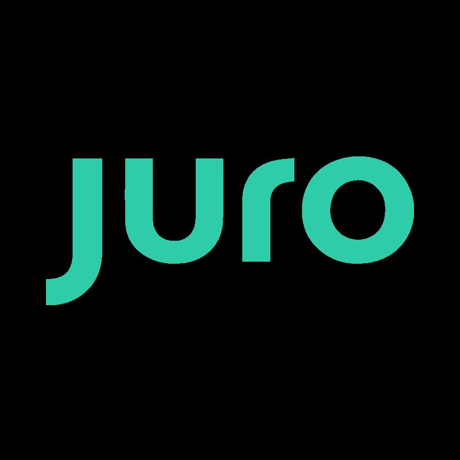 juro logo bloom marketing agency client.