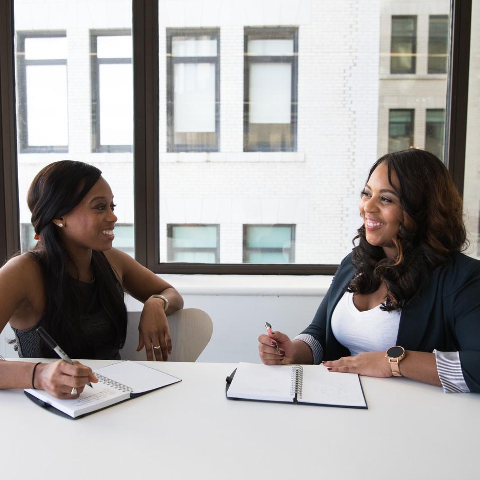 Bloom marketing business coaching sessio