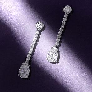 Dark:light - earrings on purple.jpg