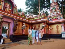 Hinduistický chrám Azhimala