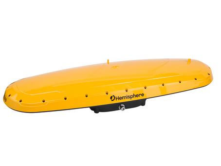 Vector VR500 GNSS Smart Antenna CSPI2021Review