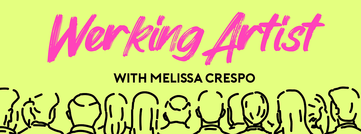 Werking Artist FB Cover Photo with name.