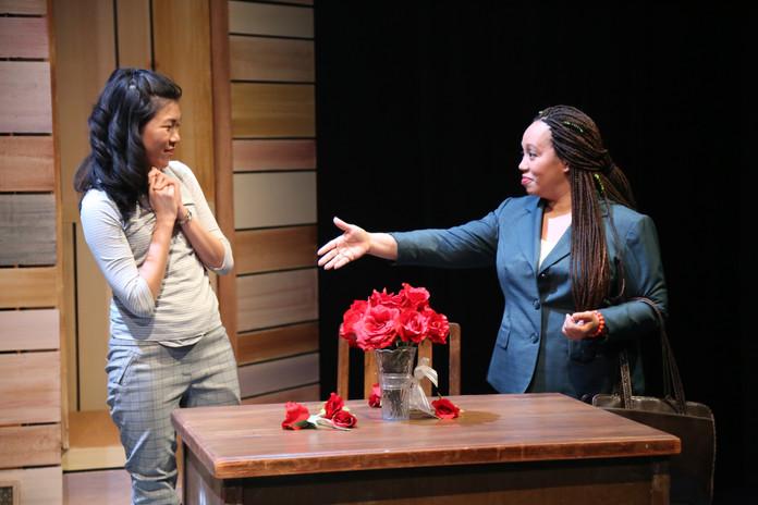 EGRESS by Melissa Crespo & Sarah Saltwick at Cleveland Playhouse