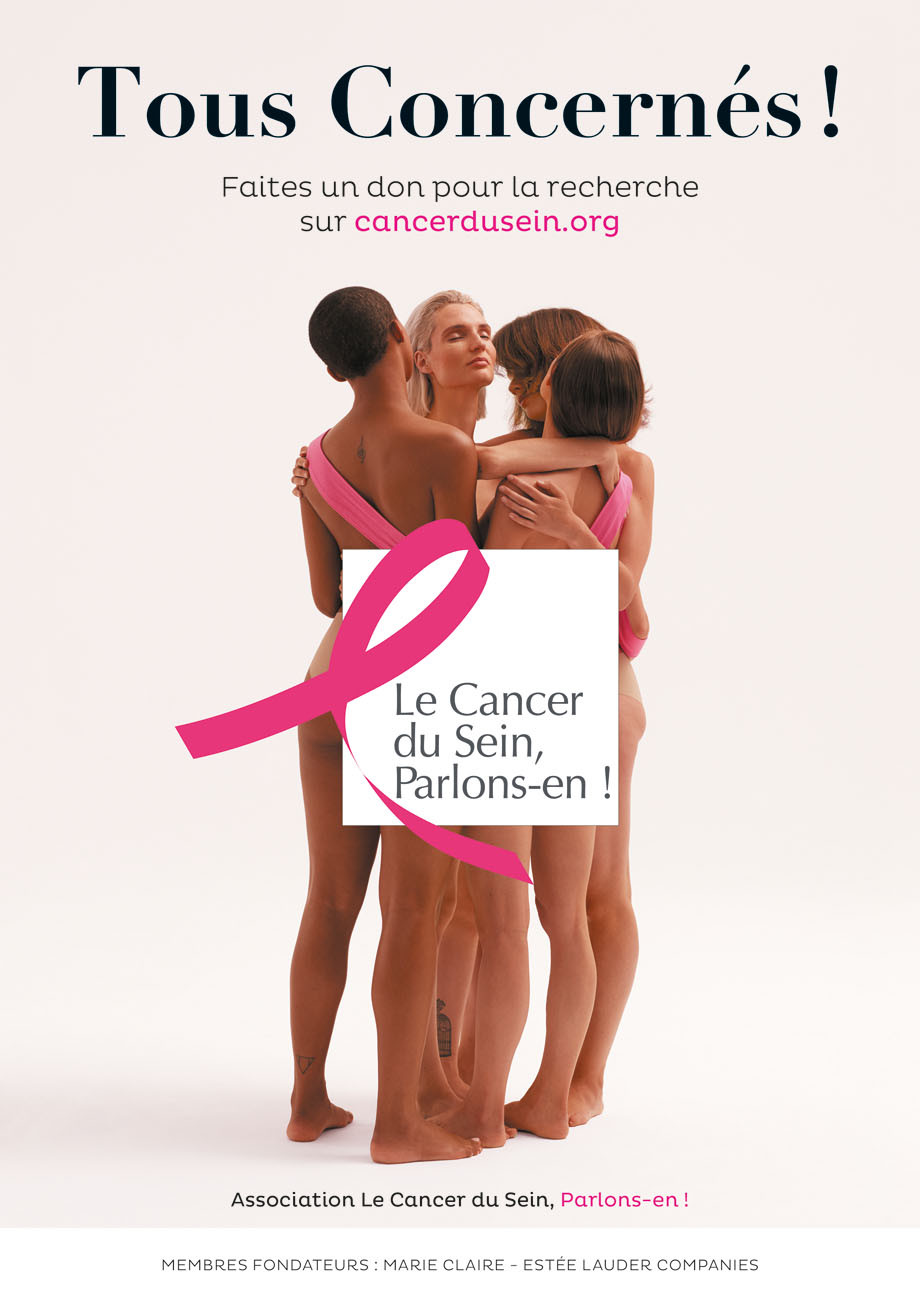 cancer du sein parlons en octobre rose