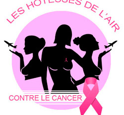 Les Hôtesses de l'Air Contre le Cancer !