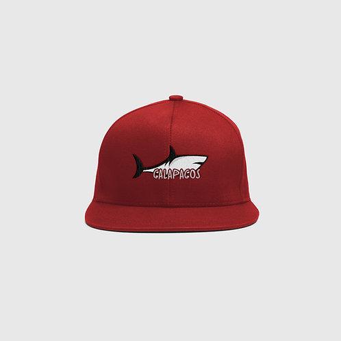 Trucker Cap I Red Shark
