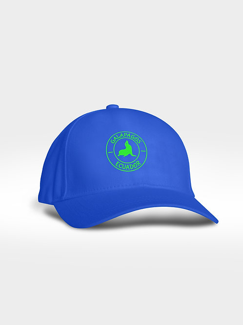 Microfiber Cap I Blue I Sea Lion
