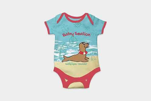 Full Color Babysuits I Sea Lion
